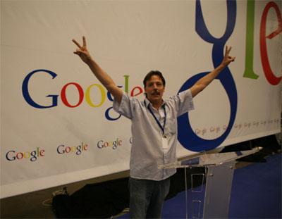 SEO Valladolid Jaime Rodriguez Jalon Consultor SEO Mago del SEO Maestro SEO en La Campus Party